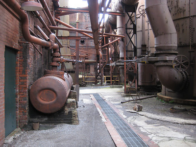 Sloss Furnaces, Birmingham, 01/12/2012