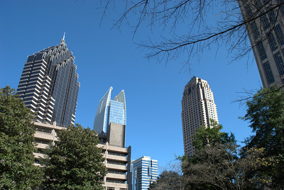 Midtown skyscrapers