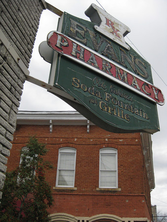 Evans Pharmacy, Conyers, Georgia