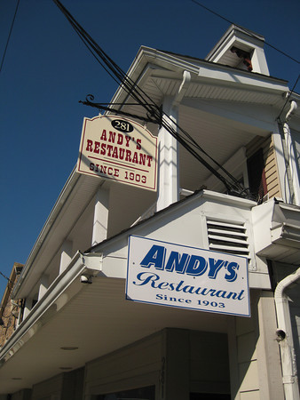 andys restaurant